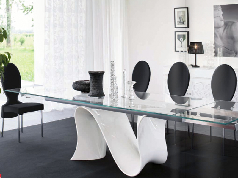 Pavese arredamenti for Design tavoli moderni